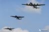 Bombers Soar At Thunder Over Michigan 2015