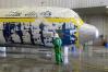 Fat Albert Loses Famous Blue Angel Paint Scheme As Part Of Maintenance Overhaul