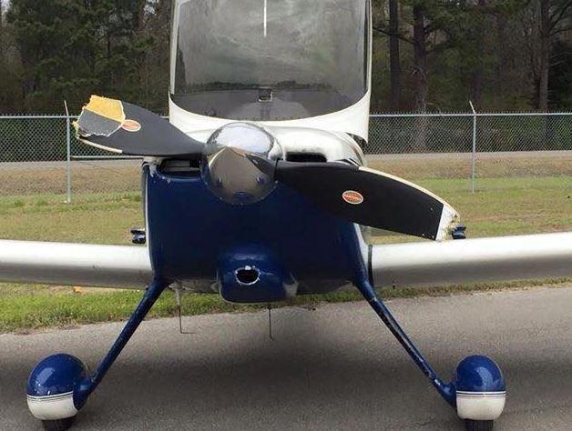 No Injuries After Minor Mid-Air Incident at Tuscaloosa Air Show
