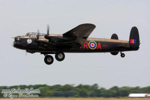 Avro Lancaster - Canadian Warplane Heritage Museum