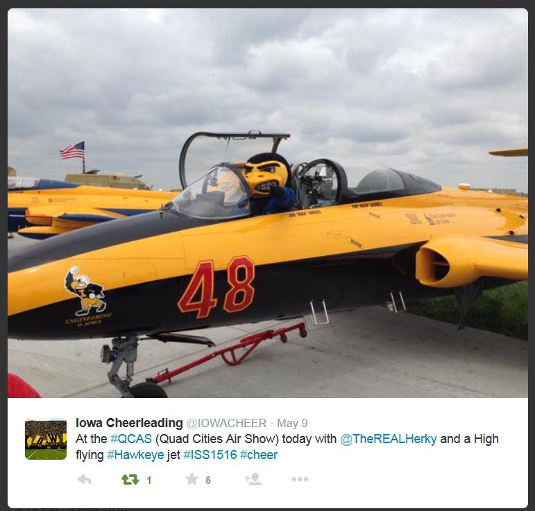 Twitter Airshow Recap: May 9-10, 2015
