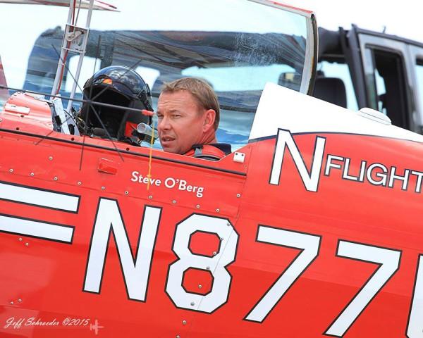 Steve O'Berg Killed in Airshow Crash/O'Berg Airshows