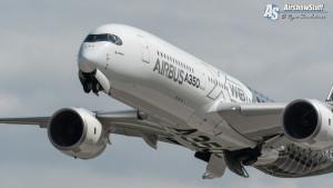 Airbus A350 - EAA AirVenture Oshkosh 2015