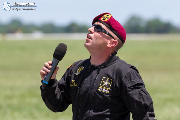 Sgt. First Class Corey Hood - Dayton Airshow 2015