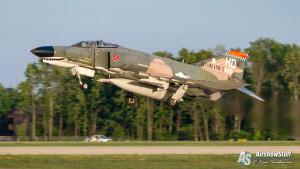 USAF F-4 Phantom II - EAA AirVenture Oshkosh 2015