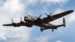 Avro Lancaster - EAA AirVenture Oshkosh 2015