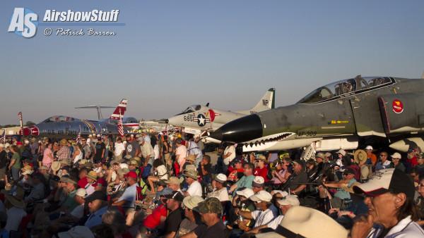 Vietnam Veterans Tribute - EAA AirVenture Oshkosh 2015