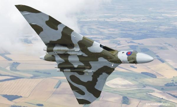 Avro Vulcan XH558 - Eric Coeckelberghs