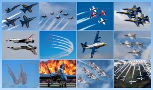 2016 Jet Teams Calendar