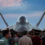 EAA Airventure Oshkosh 2015 - F-22 Raptor - Anthony Richards
