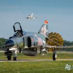 EAA Airventure Oshkosh 2015 - F-4 Phantom & A-4 Skyhawk - Anthony Richards