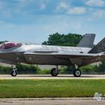 EAA Airventure Oshkosh 2015 - F-35 Lightning II - Anthony Richards