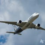 EAA Airventure Oshkosh 2015 - A350 XWB - Anthony Richards