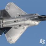 EAA Airventure Oshkosh 2015 - F-22 Raptor - Patrick Barron