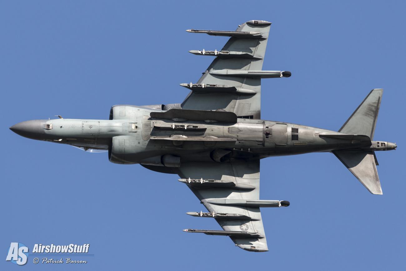 EAA Airventure Oshkosh 2015 - AV-8B Harrier - Patrick Barron