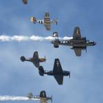 EAA Airventure Oshkosh 2015 - Texas Flying Legends - Patrick Barron