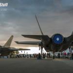 EAA Airventure Oshkosh 2015 - F-35 Ligthning II - Patrick Barron