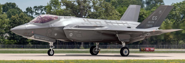 F-35 Lightning II Joins Heritage Flight Program In 2016