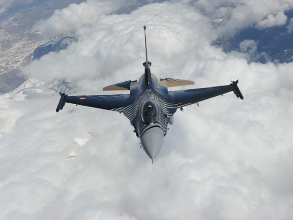 Solo Turk F-16 Demonstration