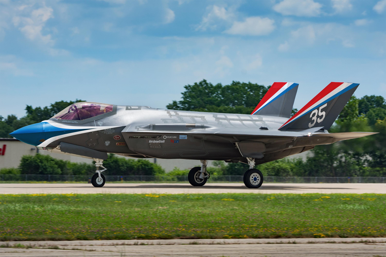 USAF F-35A Lightning II