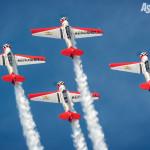 Ryan Sundheimer - EAA Airventure 2015 Team Aeroshell