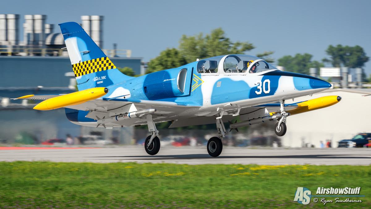 Ryan Sundheimer - EAA Airventure 2015 L-39 Albatross