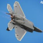 Ryan Sundheimer - EAA Airventure 2015 F-22 Raptor