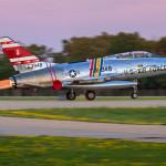 Ryan Sundheimer - EAA Airventure 2015 F-100 Super Sabre