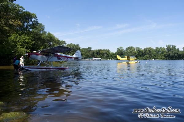 EAA Airventure Sea Plane Base - Patrick Barron