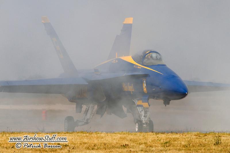 Canadian Wildfire Smoke Cancels Blue Angels Performance In Nebraska