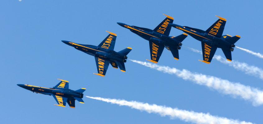 US Navy Blue Angels Cancel Performance At 2016 Vero Beach Airshow