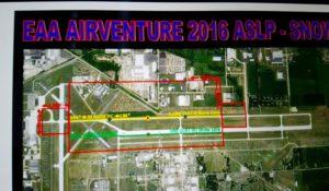 EAA AirVenture Oshkosh 2016 - Canadian Snowbird Show Box