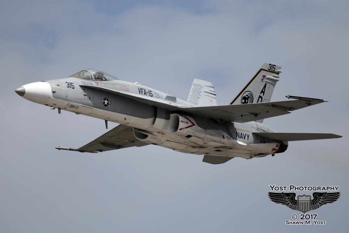 VFA-106 Unveils Special VFA-15...