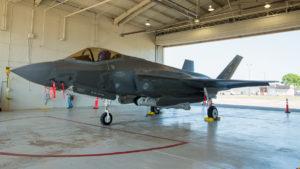USAF F-35A Lightning II - Atlantic Trident 2017