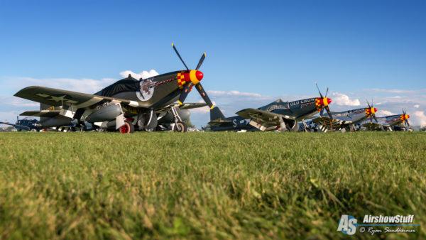 """P-51B Mustang """"Berlin Express"""" - EAA AirVenture Oshkosh 2015"""
