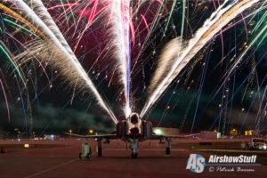 F-4 Phantom Fireworks