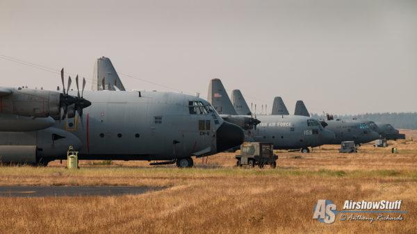 Lockheed C-130 Hercules Mobility Guardian 2017