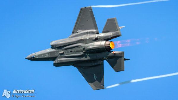 USAF F-35 Lightning II
