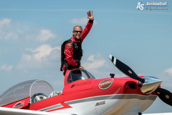 Jon Thocker - Redline Airshows