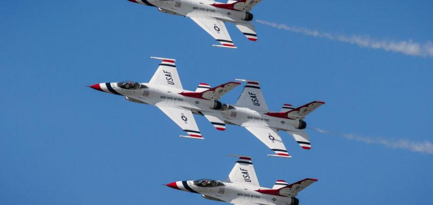 Usaf Thunderbirds Schedule 2020 Nellis AFB – AirshowStuff