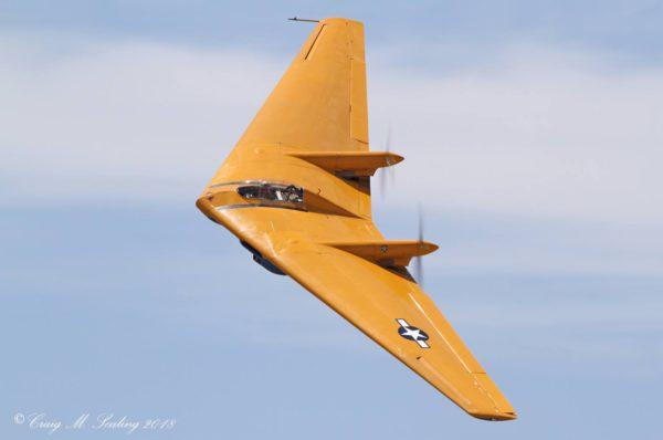 N9M Flying Wing - Airshowstuff