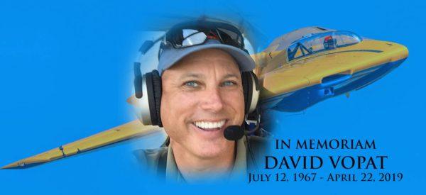 David Vopat N9M Flying Wing Pilot - AirshowStuff