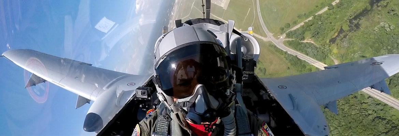 A-10 Cockpit Camera Thumbnail - AirshowStuff