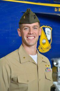 Marine Corps Maj. Frank Zastoupil