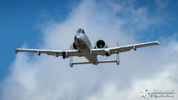 USAF A-10 Thunderbolt II - AirshowStuff